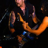 Metallica en concert au Trabendo