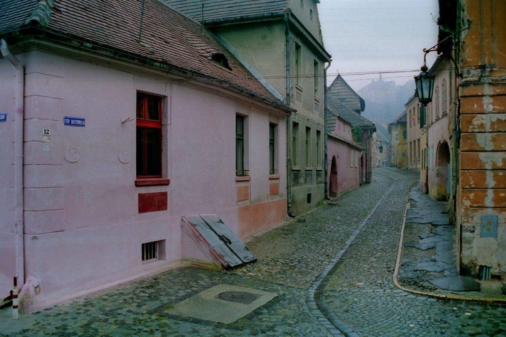 Transylvanie Roumanie Carpates