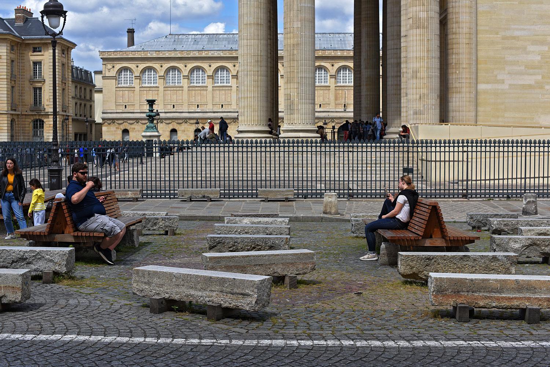 Paris Vème Arrondissement Panthéon