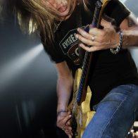 Alice in Chains sur scène au Bataclan