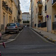 Béziers Rue Jules Ferry Trotinette
