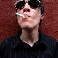 Portrait de Jorma Vik du groupe the Bronx