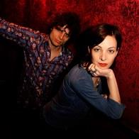 Portrait de Melanie & Dimitri Coats - The Burning Brides