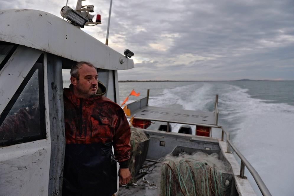 Jérôme Carvajales Patron Pêcheur