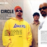 Cypress Hill pour le magazine Rap US