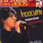 Indochine en couverture du magazine le Monde des Ados