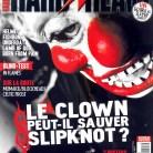 Slipknot en couverture du magazine Hard'n'Heavy