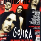 Gojira en couverture du magazine Hard'n'Heavy