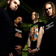 Portraits du groupe Static X