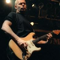 Wayne Kramer guitariste du groupe MC5 en concert à la Locomotive
