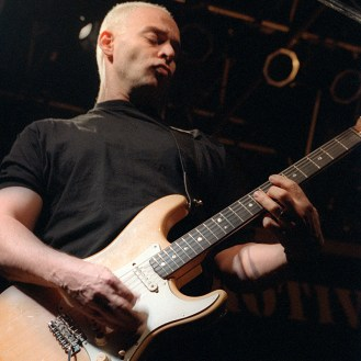 Wayne Kramer Guitariste du groupe MC5