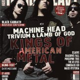 Machine Head - Trivium - Lamb of God