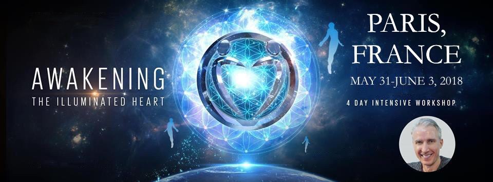 Awakening The Illuminated Heart® in Paris