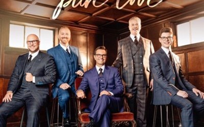 CD Review: Pure Love (Legacy Five)