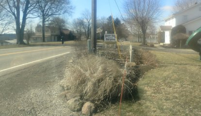 Weaver Ridge sign