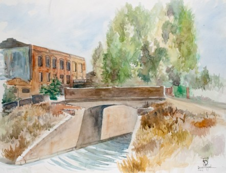 Canal de Castilla II