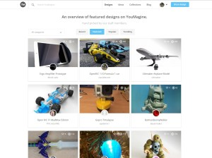 Featured on YouMagine
