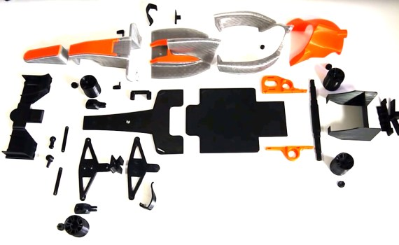 OpenRC F1 Build Guides