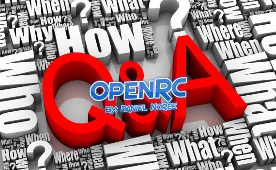 OpenRC Faq