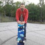 3D Printed Skateboard Trucks