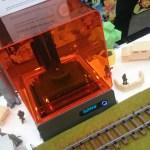 Form 1+ SLA 3D Printer From Formlabs
