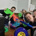 Joel, Dave, Anton & Me