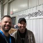Me & Alex From Proto-Pasta