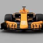 OpenRC F1 2017 Dual Color McLaren Edition