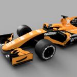 OpenRC F1 2017 Dual Color McLaren Edition