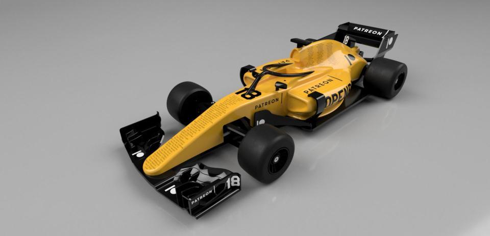 OpenRC F1 Patreon Edition