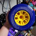 Huge OpenRC F1 Tire