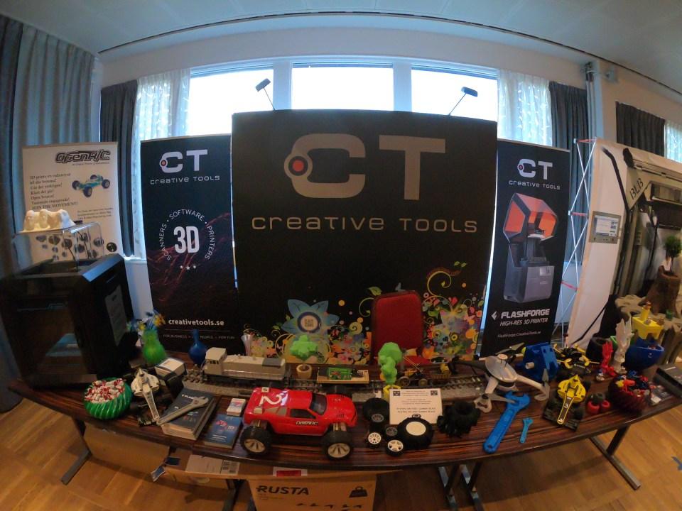 Creative Tools at 3D Meetup 2018