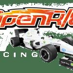 OpenRC F1 Logo W Car