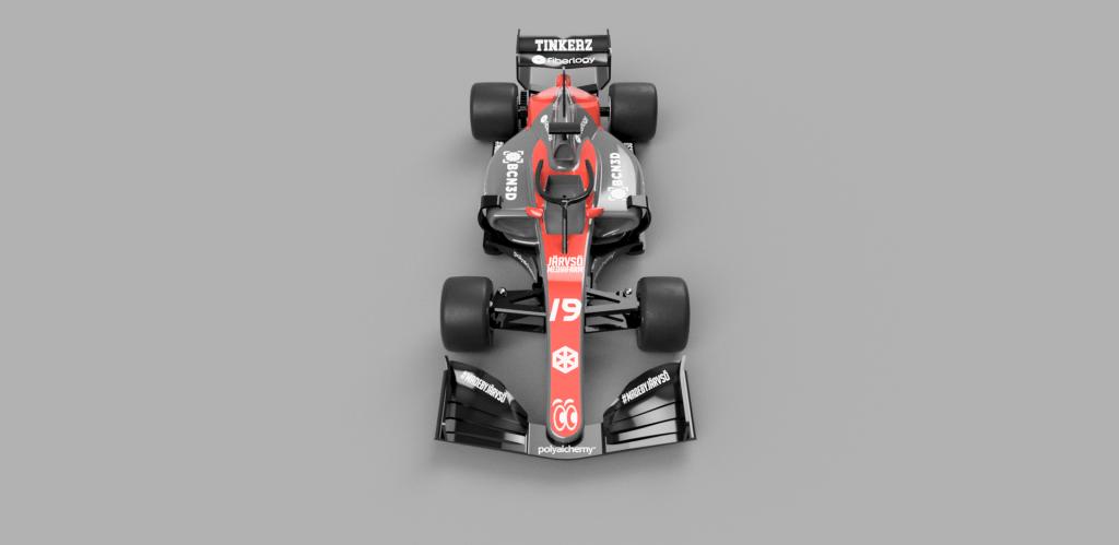 OpenRC F1 2019 Updates - Daniel Norée