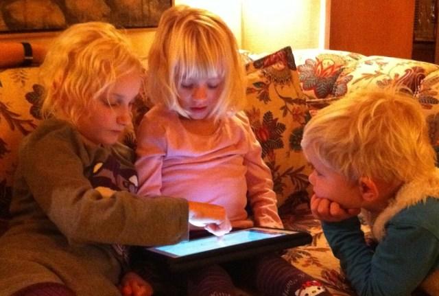 Et set digitale indfødte