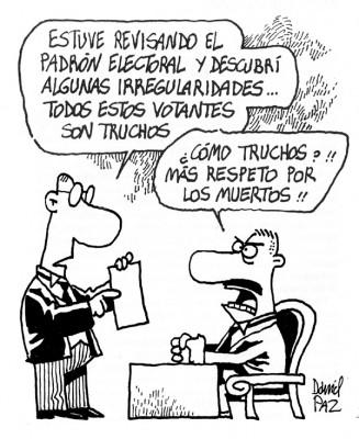 """""""decada-infame_1"""" por Daniel Paz"""