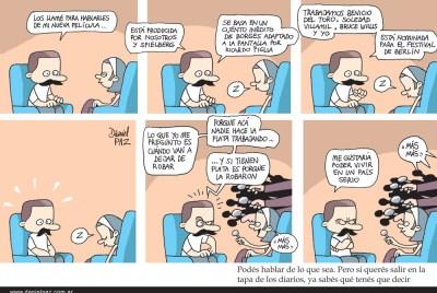"""""""mas-mas"""" por Daniel Paz"""