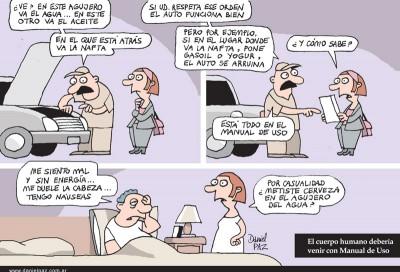 """manual de uso"" por Daniel Paz"