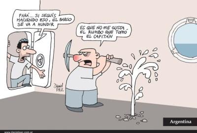"""""""argentina"""" por Daniel Paz"""