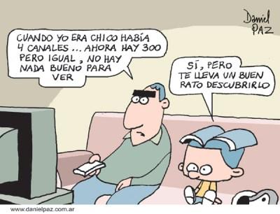 """""""300-canales"""" por Daniel Paz"""