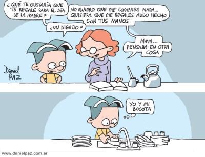 """dia-de-la-madre"" por Daniel Paz"