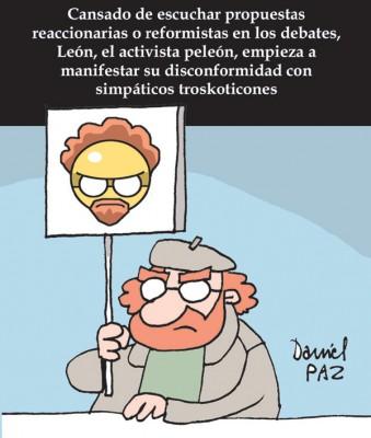 """""""troskoticones"""" por Daniel Paz"""