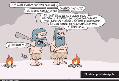 """""""fuego_apple"""" por Daniel Paz"""