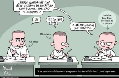 """""""biro"""" por Daniel Paz"""
