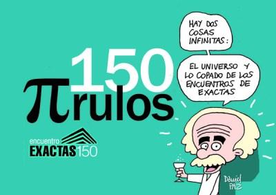 """""""exactas_150_años"""" por Daniel Paz"""