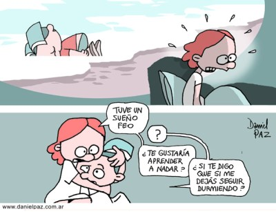 """aylan"" por Daniel Paz"