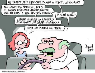 """desempleo"" por Daniel Paz"
