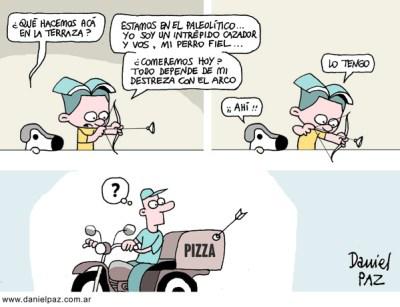 """paleolitico_01"" por Daniel Paz"
