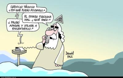 """servicio tecnico"" por Daniel Paz"