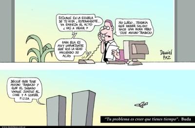 """tiempo"" por Daniel Paz"